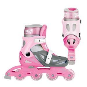 Mondo In Line kolieskové korčule Hello Kitty veľkosť 33-36 18591