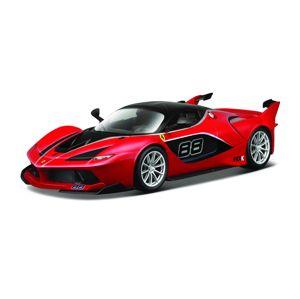 Bburago 1:43 Ferrari Signature series FXX K (nr. 88) Metalic Red