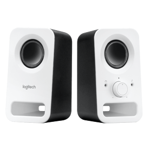 Logitech Z150 Snow White - PC Reproduktory 2.0