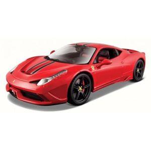 Bburago 1:18 Ferrari Signature series 458 Speciale Red