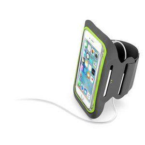 """Celly Športové soft púzdro CellularLine ARMBAND FITNESS, pre smartphony do veľkosti 5,2"""", čierne ARMBANDFIT52K"""