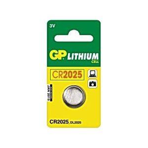 GP CR2025 1ks - Batéria líthiová