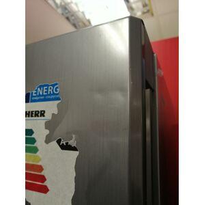 Liebherr CNel 4813 strieborná poškodený kus  + VYHRAJ PEUGEOT 208 + 2+3 roky záruka - Kombinovaná chladnička