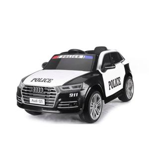 BENEO Audi Q5 Policajné, jednomiestne - Elektrické autíčko