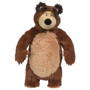 Simba Simba Máša a medveď: Plyšový medveď 40 cm 9301058