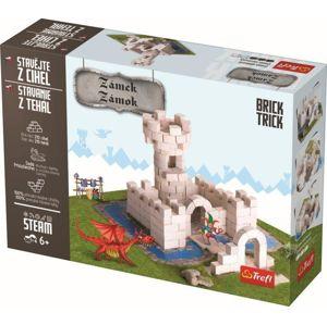 Trefl Brick Trick tehlová stavebnica Zámok