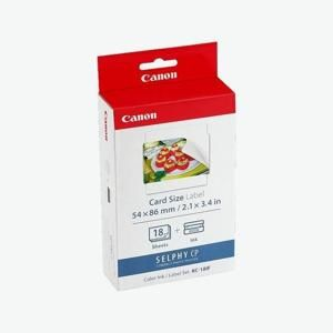 Canon KC-18IF papier + ink (18ks/22 x 17,3mm) 7741A001