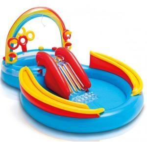 Intex bazénové hracie centrum s dúhou 57453