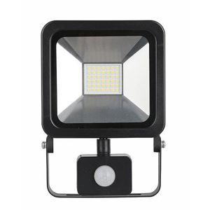 Strend Pro 2171420 Reflektor Floodlight LED AGP, 30W, 2400 lm, IP44, senzor