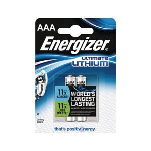 Energizer Ultimate Lithium LR03 (AAA) 2ks
