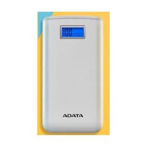 ADATA S20000D biely - Power bank 20000mAh