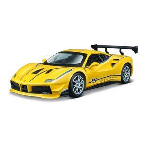 Bburago 1:24 Ferrari Racing 488 Challenge Yelow