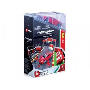 Bburago Set Ferrari open play set 312092