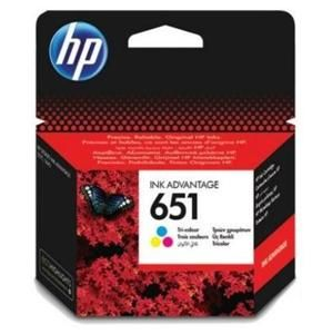HP 651 Color C2P11AE