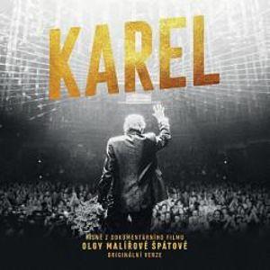 Hudba z filmu Karel (Gott Karel) (2CD) - audio CD