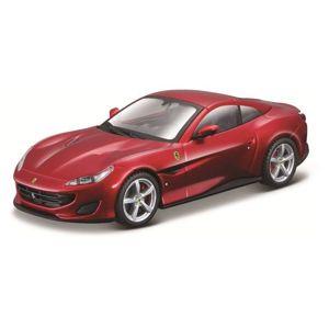 Bburago 1:43 Ferrari Signature series Portofino (red)