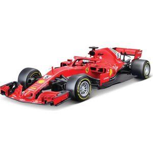 Bburago 1:18 Ferrari Racing F1 SF71-H Sebastian Vettel nr.5