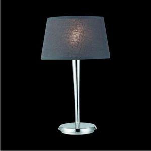 EL 18050 - COMBO 1xE27/60W, GRAY, TABLE