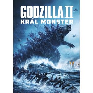Godzilla II: Kráľ monštier W02302