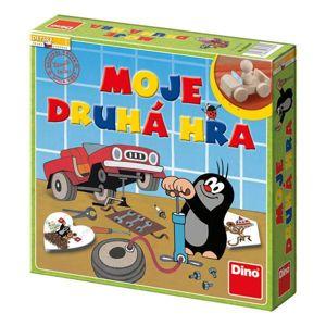 Dino Spoločenská hra Krtko - Moja druhá hra