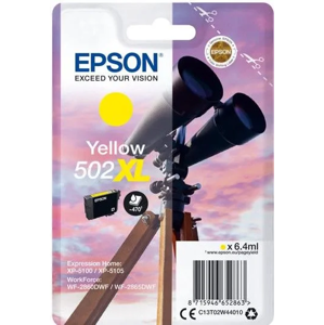 Epson 502XL yellow XP-5100 6.4ml C13T02W44010