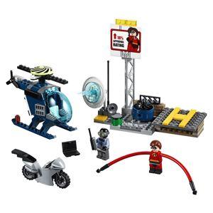 LEGO LEGO Juniors 10759 Elastižena a naháňačka na streche