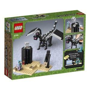 LEGO Minecraft Záverečná bitka 21151