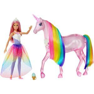 Mattel Barbie Kúzelný jednorožec a bábika FXT26 699029