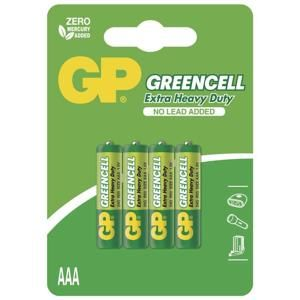GP Greencell R03 (AAA) 4ks B1211