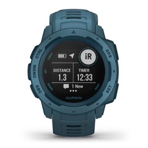 Garmin Instinct, Lakeside Blue 010-02064-04