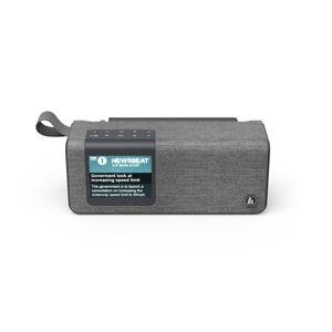Hama DR200BT čierne  + VYHRAJ PEUGEOT 208 - digitálne rádio /DAB/DAB+/Bluetooth/akumulátor