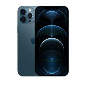 Apple iPhone 12 Pro Max 256GB modrý - Mobilný telefón