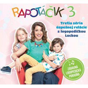 Rapotáčik - Rapotáčik 3 - logopedické CD