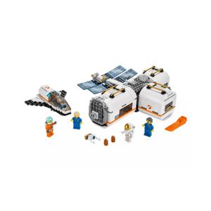LEGO City Mesačná vesmírna stanica 60227