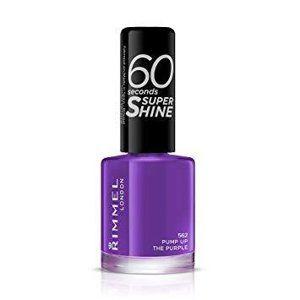 Rimmel Pump up the purple 562 3614222743781