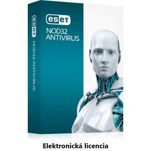 ESET NOD32 Antivirus 4PC + 2roky predĺženie