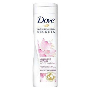 Dove Glowing secret 250ml 217611