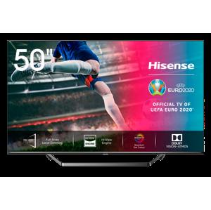 HISENSE 50U7QF  + VYHRAJ PEUGEOT 208 - 4K LED TV