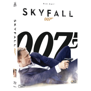 Skyfall - Blu-ray film