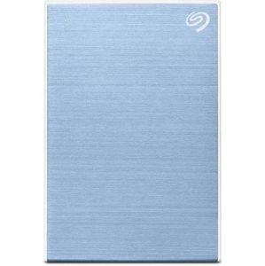 """Seagate One Touch 4TB modrý - Externý pevný disk 2,5"""""""