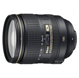 Nikon 24-120MM F/4G ED AF-S VR Nikkor + Ušetríš 100€