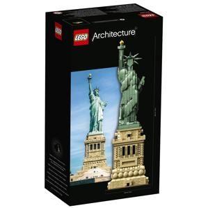 LEGO Architecture LEGO® Architecture 21042 Socha slobody - Stavebnica