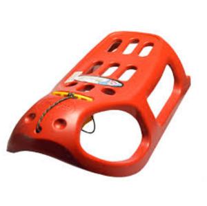 Strend Pro Sánky LITTLE SEAL červené - Sánky