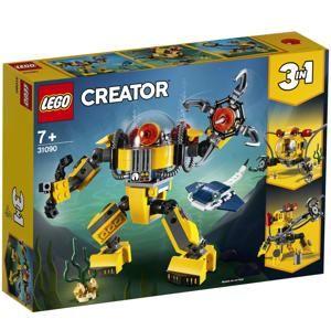 LEGO Creator LEGO® Creator 31090 Podvodný robot - Stavebnica
