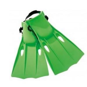 Intex Detské plávacie plutvy malé zelené 55936