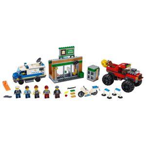 LEGO City Lúpež s monster truckom 60245