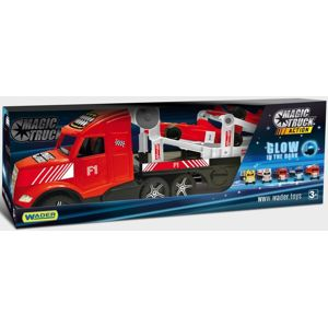 Wader Wader Magic Truck Action Formula 1