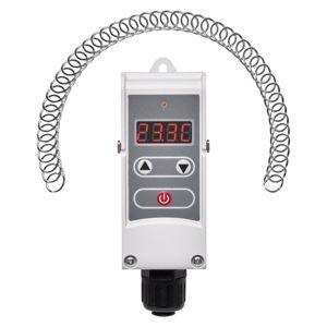 Emos Príložný termostat P5683 - Príložný termostat