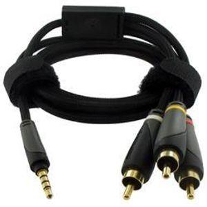 3x RCA / Stereo AV Jack