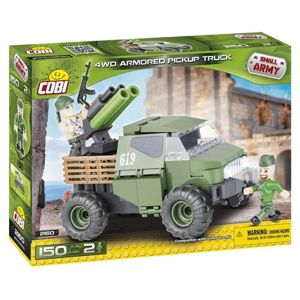 Cobi 2160 Small Army II WW 4WD Pickup